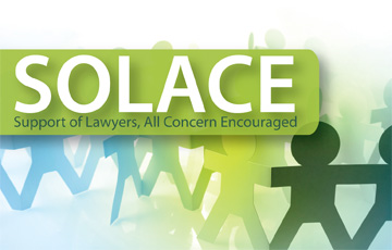 SOLACE: Lawyers Helping Colleagues In Need